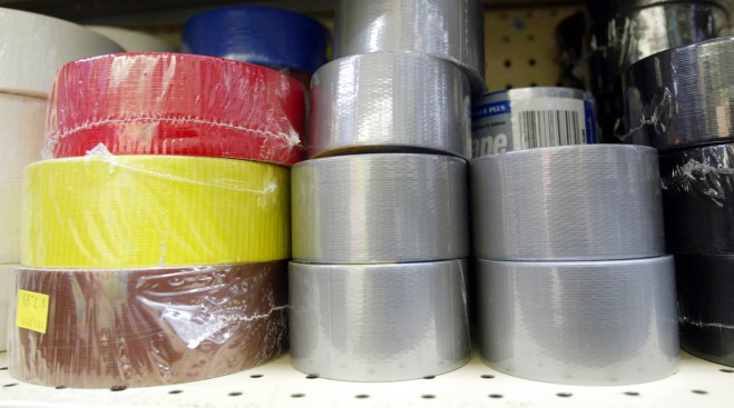 Maine Police: Bouncing Roll of Duct Tape Leads to 911 Call