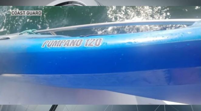 Coast Guard Recovers Empty Kayaks Drifting in Waters