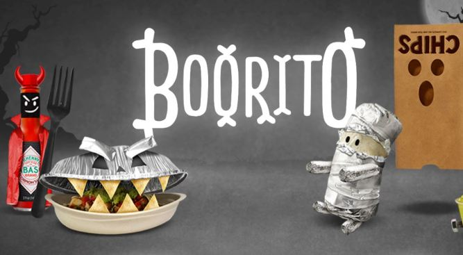 Boo! Chipotle is Having $4 Entrees for Those Who Dare Rock Their Unique Costume on Halloween