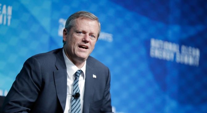 Gov. Baker Discusses Legislative Plans at Annual Address