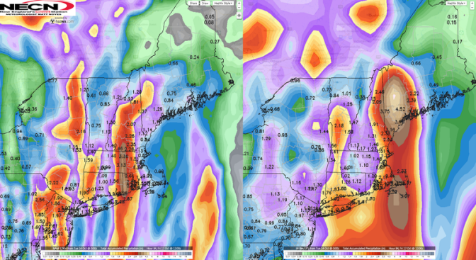 Heavy Rain Expected Thursday, Some Flooding Quite Possible, Severe Weather Possible