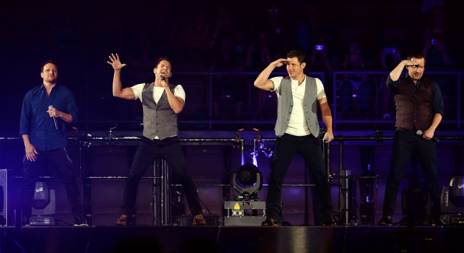 98 Degrees Going on Summer Tour; Stops Include Boston