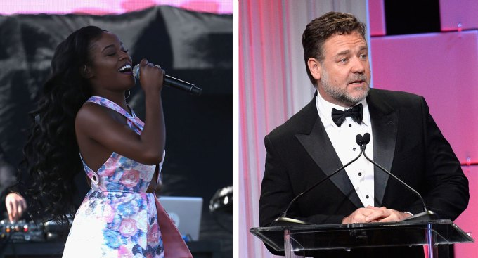 No Charges Filed Against Russell Crowe Over Beverly Hills Hotel Dispute With Azealia Banks