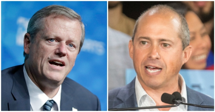 Charlie Baker, Jay Gonzalez to Clash in 1st Massachusetts Gubernatorial Debate