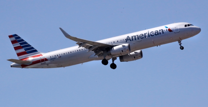 American Airlines Passenger Arrested, Boston-Bound Flight Diverted
