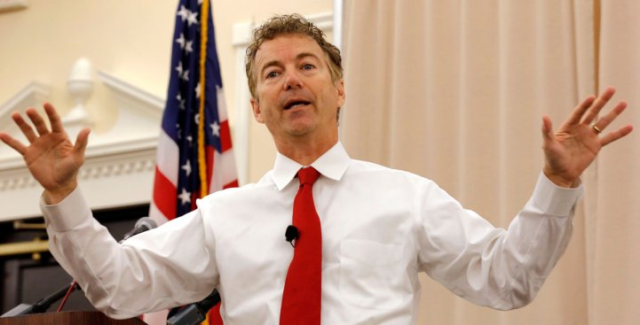 Rand Paul's New Hampshire Campaign Headquarters Burglarized