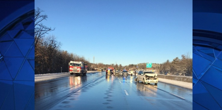1 Dead After Multi-Vehicle Crash in Nashua, NH