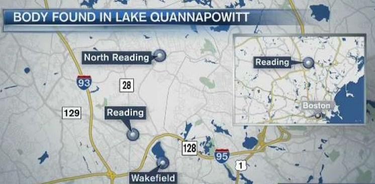 Body Found in Wakefield Lake