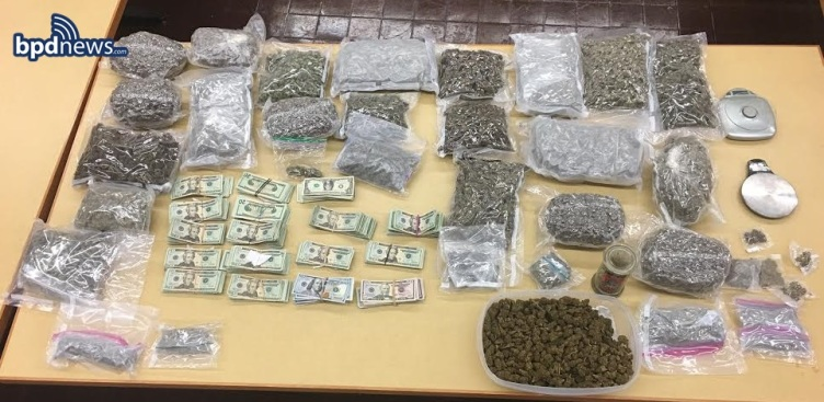 Stabbing Investigation Leads Boston Police to Drug Bust