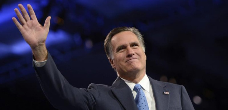 Mitt Romney to Deliver Saint Anselm College Commencement Address