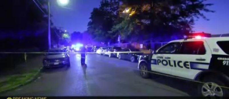 [NECN] 1 Dead, 3 Wounded in Lynn Shooting