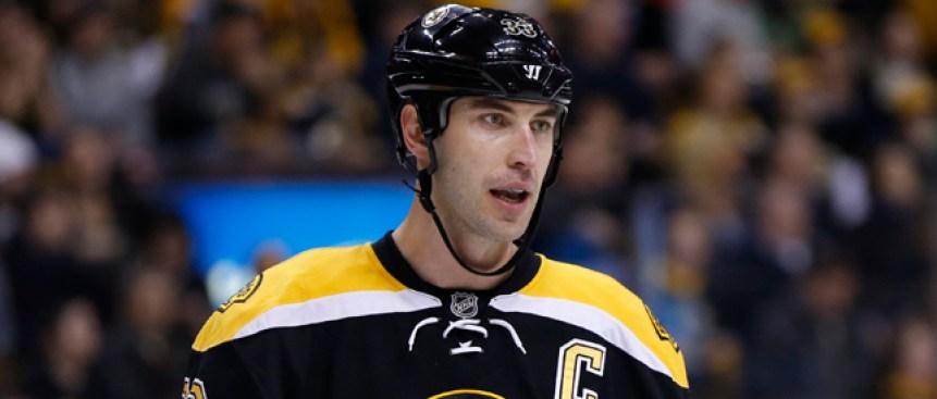 WATCH: Bruins' Zdeno Chara Pummels Evander Kane