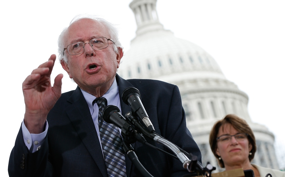 U.S. Sen. Bernie Sanders: I'll Decide on Presidential Run by March