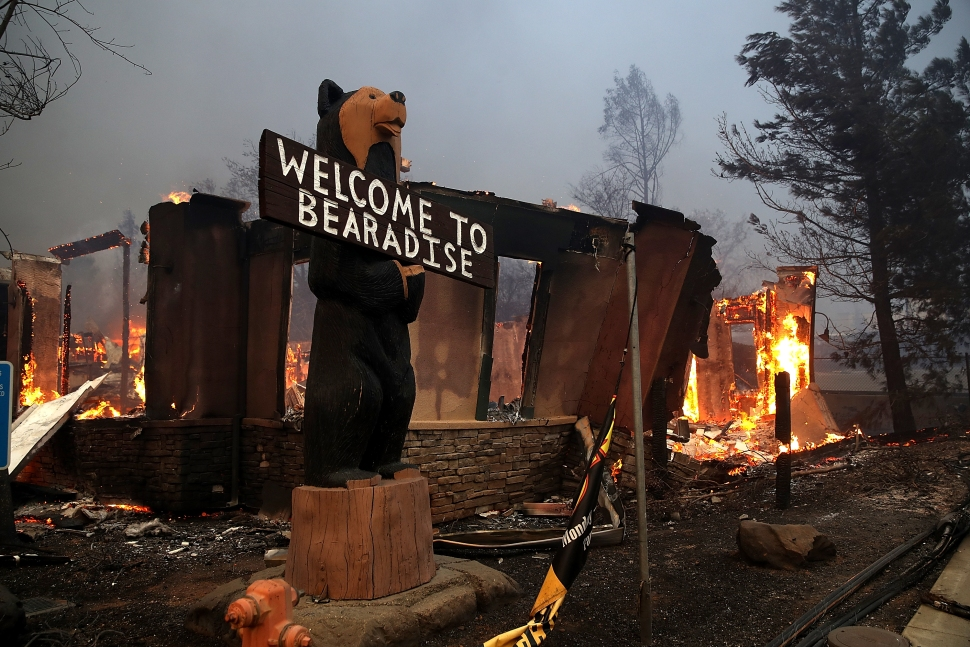 Before & After: NorCal's Camp Fire Leaves Entire Town of Paradise Unrecognizable