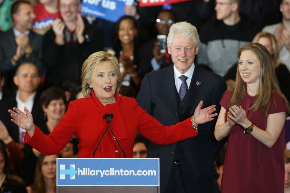 Chelsea Clinton to Campaign for Hillary Clinton in Conn.