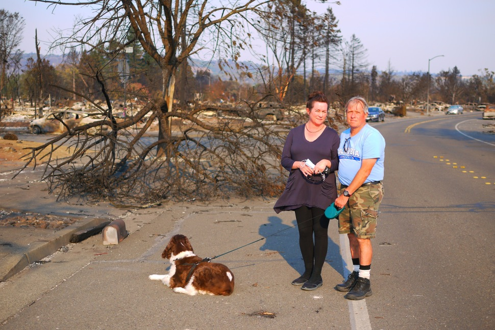 'A War Zone': Some Locals Say They Won't Return After Fires