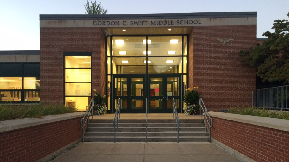Hand, Foot and Mouth Disease at High School