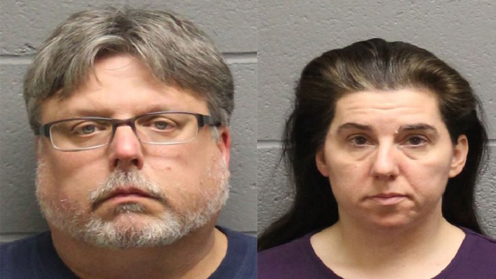 Couple Accused of Locking Kids in Bathroom Arrested Again