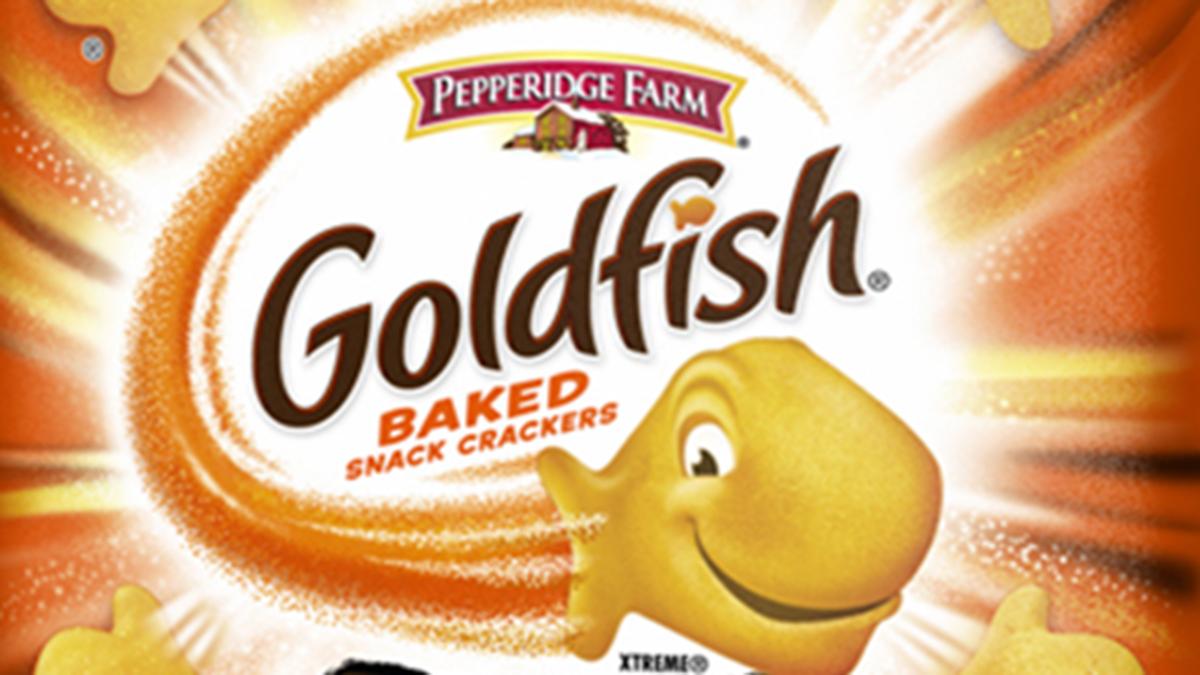 Pepperidge Farm is voluntarily recalling four varieties of Goldfish crackers after it was notified that whey powder in a seasoning that is applied to four varieties of crackers has been the subject of a recall by the whey powder manufacturer due to the potential presence of Salmonella.